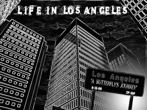 life in l.a. 1 front