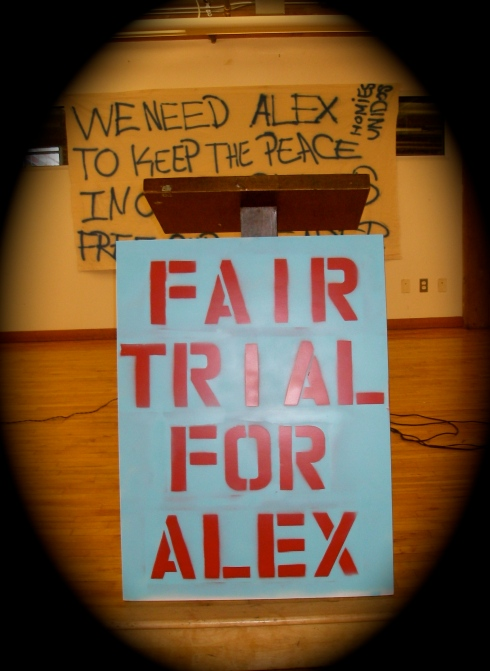 Fair Trial for Alex