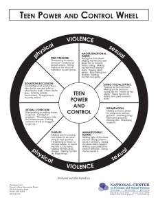 teen p&c wheel